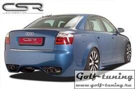 Audi A4 B6 Седан 00-04 Бампер задний XX-Line design