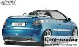 Peugeot 206 / 206CC Бампер задний GTI-Five
