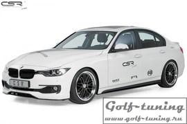 BMW F30 / F31 11-15 Накладка на передний бампер