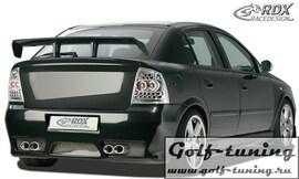Opel Astra G Бампер задний GT-Race