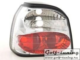 VW Golf 3 Фонари хром