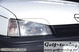 Opel Kadett E 84-91 Ресница badlook