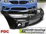 BMW F30 11-15 Бампер передний M3 Style