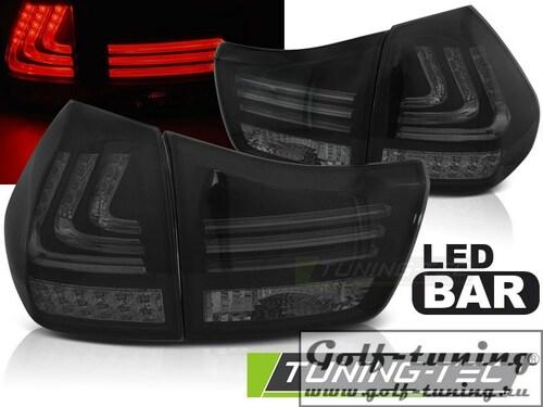 Lexus RX 330/350 03-08 фонари lightbar design тонированные