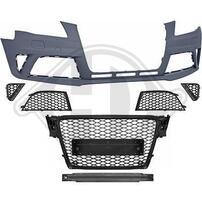 Audi A4 B8 07-11 Передний бампер