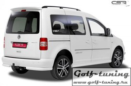 VW Caddy 2K 03-15 Накладки на задний бампер