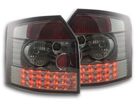 Audi A4 Универсал (B6/8E) 01-04 Фонари светодиодные тонированные