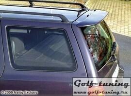 VW Golf 3 Универсал Спойлер на крышку багажника