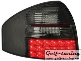 Audi A6 C5 97-04 Седан Фонари светодиодные, тонированные