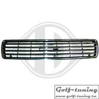 Audi 80 B4 91-94 Решетка радиатора без значка хром