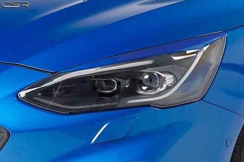 Ford Focus MK4 18- Реснички на фары