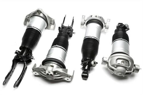 Audi Q7 06-/Porsche Cayenne 03-10/VW Touareg 02-10 Комплект амортизаторов с пневмоподушками