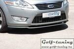 Ford Mondeo 07- Спойлер переднего бампера