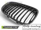 BMW F01 08-12 Решетки радиатора (ноздри) глянцевые