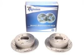 Hyundai Matrix/Sonata IV/Kia Magentis Комплект спортивных тормозных дисков