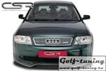 Audi A6 C5  97-01 Накладка на передний бампер