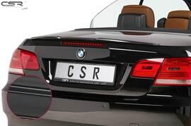 BMW 3er E92 / E93 05-13 Спойлер на крышку багажника матовый