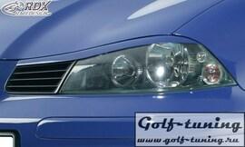 Seat Ibiza 6L Ресницы на фары