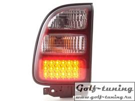 Toyota RAV4 98-00 Фонари светодиодные, красно-белые