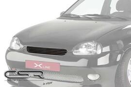 Opel Corsa B 93-00 Решетка радиатора без значка