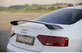 Audi A5/S5 B8/B81 Купе/Кабрио 07-16 Спойлер на крышку багажника