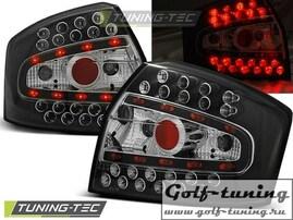 Audi A4 8E 00-04 Седан Фонари светодиодные, черные