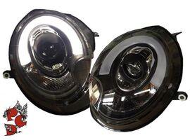 Mini Cooper R55/R56/R57 06-14 Фары Light-Tube черные