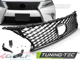 Lexus RX350 12-15 Решетка радиатора Sport style черная