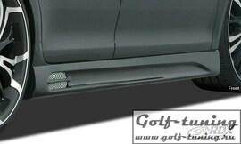"""Mercedes W204 / S204 -11 Пороги """"GT-Race"""""""