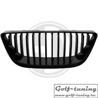 Seat Ibiza 6J 08-12 Решетка радиатора без значка черная