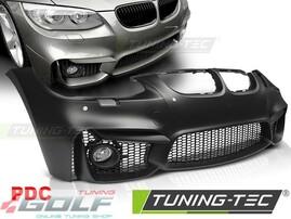 BMW E92/E93 10-13 LCI Бампер передний в стиле M4