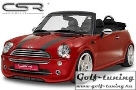 Mini R50/R52 04-08 Накладка на передний бампер