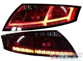 Audi TT 8J 06-14 Фонари красно-тонированные 8S-Optik