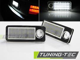 Audi A6 4B 97-04 Универсал Светодиодная подсветка номера