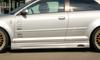 Audi A3 8P 08-12 3Дв Накладки на пороги