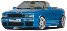 Audi 80 B3/B4 Купе/Кабрио Накладки на пороги