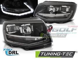 "VW T6 15- Фары ""original LED look"" черные"