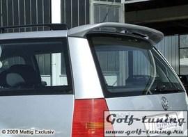 VW Golf 4 Универсал Спойлер на крышку багажника