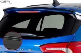 Ford Focus MK4 ST Turnier 18- Спойлер на крышку багажника матовый