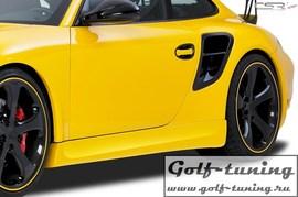 Porsche 911/997 04-13 Накладки на пороги