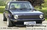 VW Golf 1 Ресничка (под 2 фары)