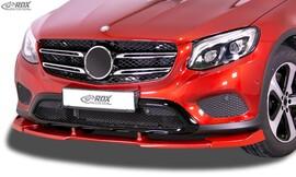 MERCEDES GLC X253/GLC Coupe C253 2015-2019 Накладка на передний бампер VARIO-X