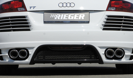 Audi TT 8J 3.2V6 06-14 Глушитель rieger