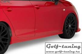 Seat Ibiza 6J 5Дв 08-15 Накладки на пороги