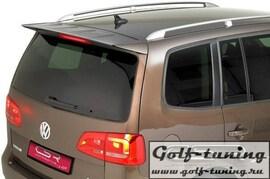 VW Touran GP2 10-15 Спойлер на крышку багажника X-Line design