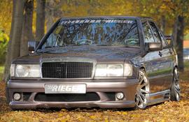 Mercedes W201 Передний бампер