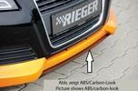 Сплиттер для спойлера переднего бампера Rieger 00056760