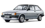Тюнинг Ford Fiesta 4