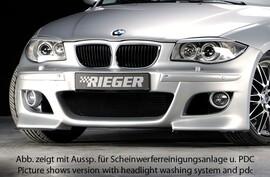 BMW E87 04-07 Передний бампер