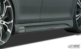 """Peugeot 108 Накладки на пороги """"GT-Race"""""""